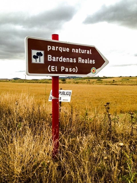 Parque Natural Bardenas Reales de Navarra
