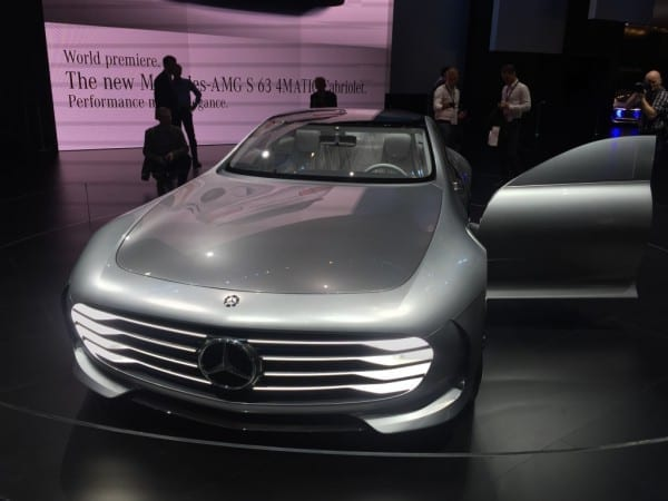 Mercedes Aero
