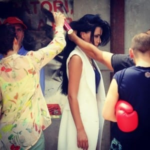 Making of InStyle