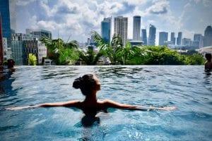 Singapore, orasul Leilor