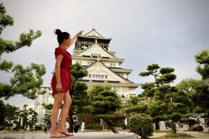 Lost in Japan. Osaka&Okinawa.