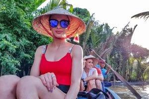 Inconjurul Asiei cu Sandra Izbasa