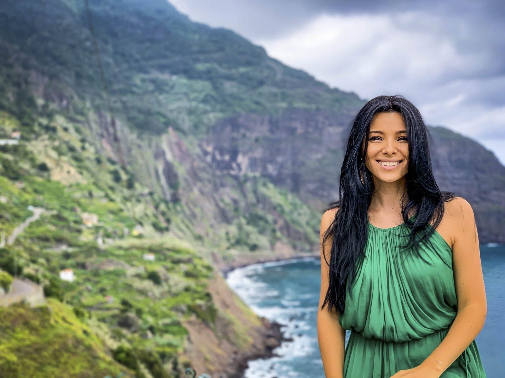 Insula Madeira Corina Caragea